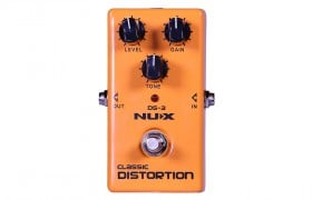 NUX DS-3 CLASSIC DISTORTION PEDAL