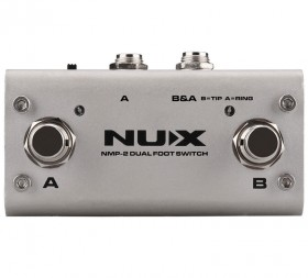 NU-X NMP2 Dual Foot Switch