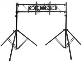 On Stage LCD Truss Mounting System