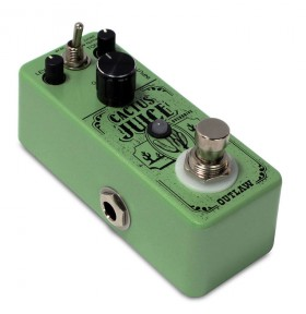 """Outlaw Effects """"Cactus Juice"""" 2-Mode Overdrive Pedal"""