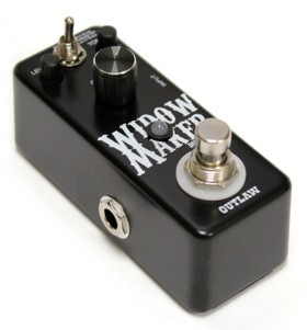 """Outlaw Effects """"Widow Maker"""" Metal Distortion Pedal"""