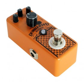 """Outlaw Effects """"Dumbleweed"""" D-Style Amp Overdrive Pedal"""
