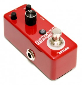 """Outlaw Effects """"Hangman"""" Overdrive Pedal"""