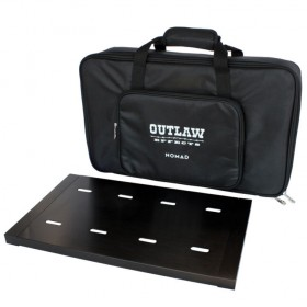 Outlaw Effects Medium Nomad Rechargeable Powered Pedal Board