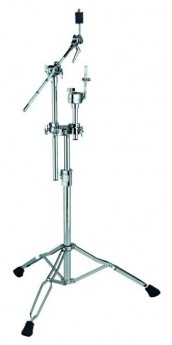 Dixon K Series Heavy Weight Double Braced Combination Cymbal & Tom Stand