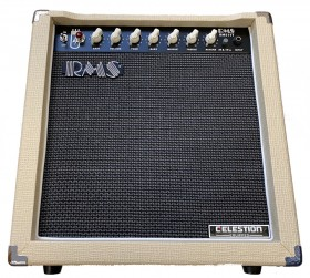 """RMS Vintage Tube Guitar Amp Combo with Reverb 15-Watt, 1x12"""""""