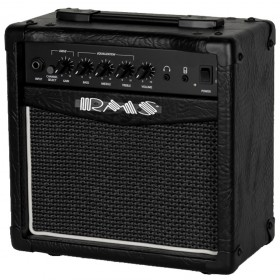 """RMS Solid State Series Electric Guitar Amp Combo 12-Watt, 1x6.5"""""""