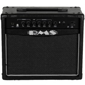 """RMS Solid State Series Electric Guitar Amp Combo 20-Watt, 1x8"""""""