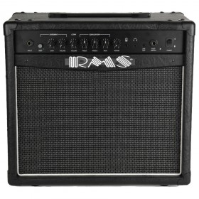 """RMS Solid State Series Electric Guitar Amp Combo 40-Watt, 1x10"""""""