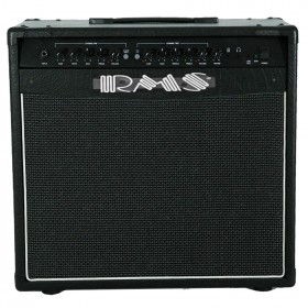 """RMS Solid State Series Electric Guitar Amp Combo 80-Watt, 1x12"""""""