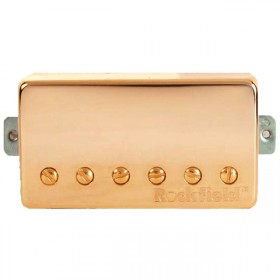 Rockfield SWC Series Electric Guitar Neck Pickup in Gold