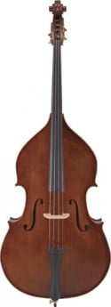 3/4 SIZE DOUBLE BASS OUTFIT