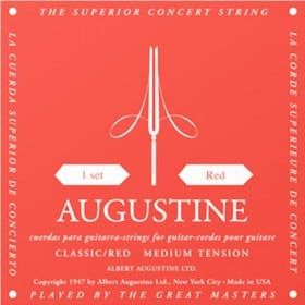AUGUSTINE RED LABEL 3RD
