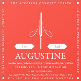 AUGUSTINE RED LABEL 6TH