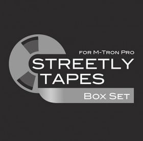 GFORCE The Streetly Tapes Collection