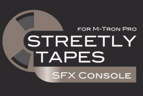 GFORCE The Streetly Tapes SFX Console