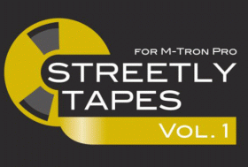 GFORCE The Streetly Tapes Vol 1