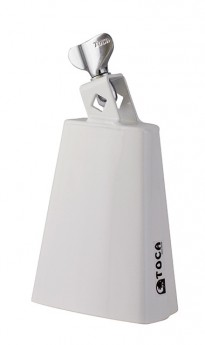 Toca Contemporary Series Low Cha Cha Bell in White