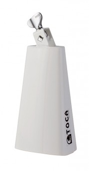 Toca Contemporary Series Bongo Bell in White