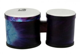 """Toca 5 & 6"""" Freestyle Series Synthetic Bongos in Woodstock Purple"""