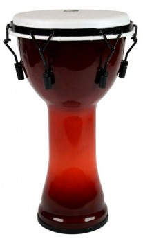 """Toca Freestyle 2 Series Mech Tuned Djembe 10"""" in African Sunset"""