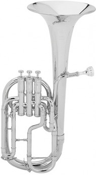 01-13420 Besson BE950-2 Sovereign Eb Tenor Horn Outfit