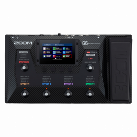 Zoom G6 Guitar Effects Processor only 2 left at this price