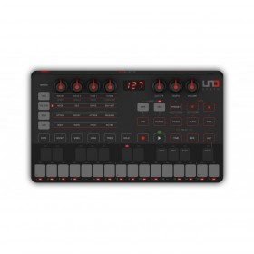 UNO True analog synthesizer. Easily programmable. Ultra-portable