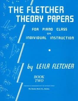 FLETCHER THEORY PAPERS BK 2 (BLUE BOOK)
