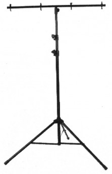 Soundking Lts6 Budget Lighting Stand With T Bar 2.5 Mtr