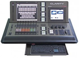 Clarity LX600 Lighting and Media Console