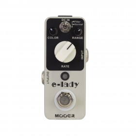 Mooer 'Electric Lady' Analogue Flanger Micro Guitar Effects Pedal