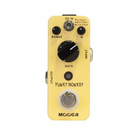 Mooer 'Funky Monkey' Auto Wah Micro Guitar Effects Pedal