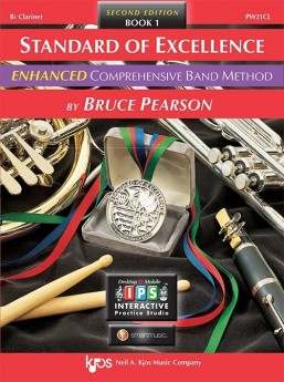 Standard of Excellence ENHANCED Book 1 - B??? Clarinet