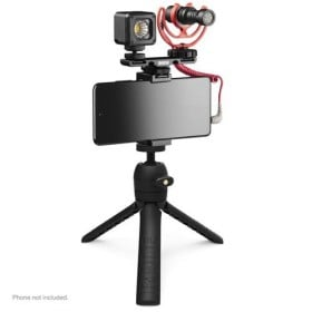 Rode Vlogger Kit Universal for Mobile phones with 3.5mm compatibility