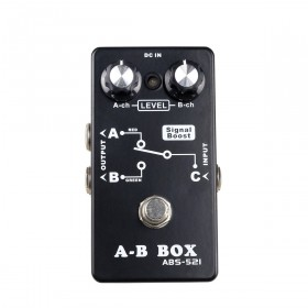 Crossfire AB Box 1 Input To 2 Outputs