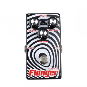 Crossfire Flanger Guitar Effects Pedal