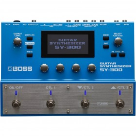 Boss Sy300 Guitar Synthesizer Demo