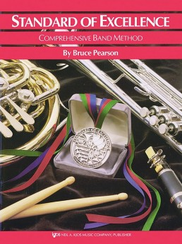 Standard of Excellence Book 1 - Piano/Guitar